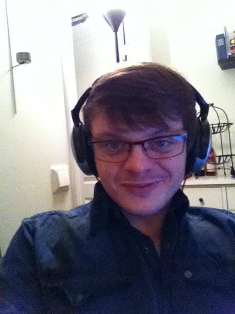 16.1 - Fredrik selfie