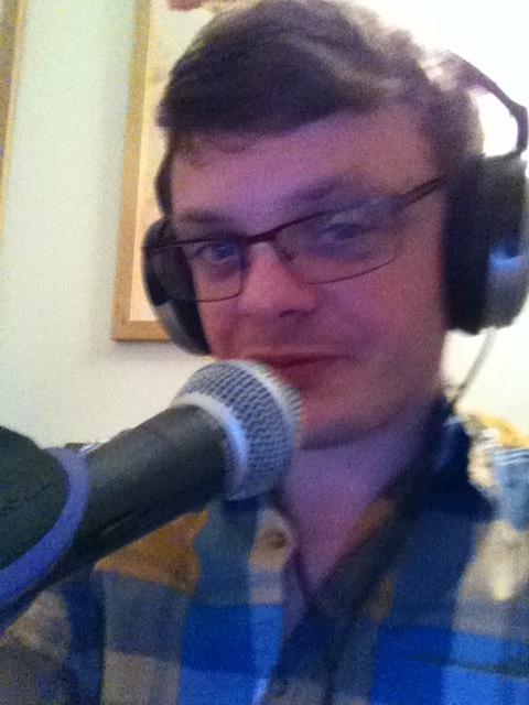 19 - Fredrik selfie