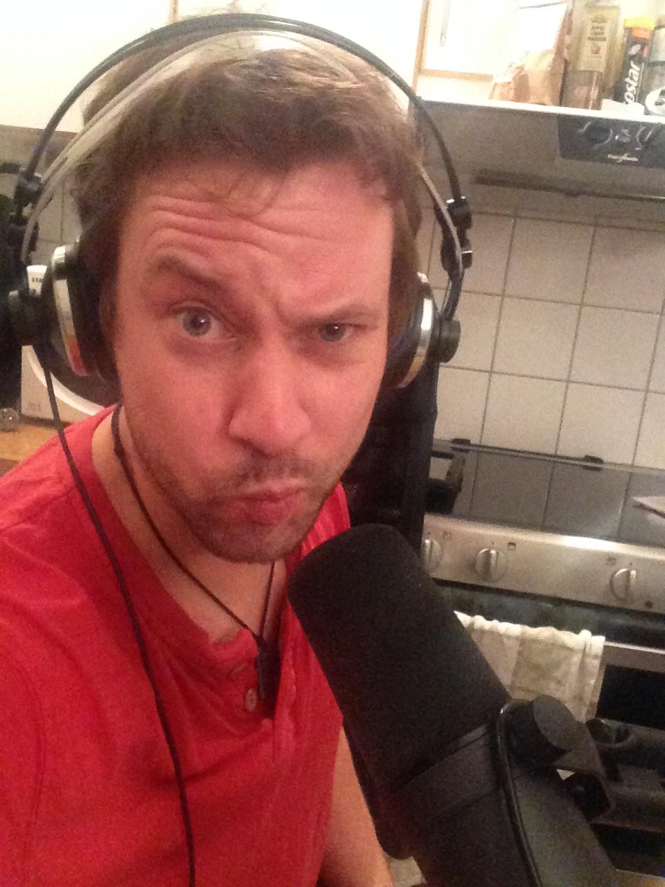 19 - Magnus selfie